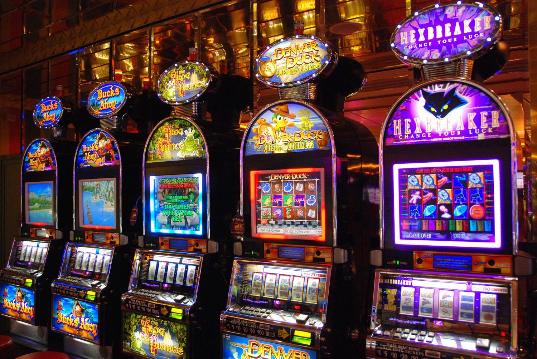Spielautomaten Gewinnen